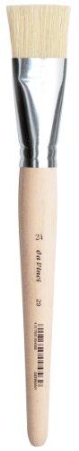 da Vinci Série 29 Brosse à Poils, 24, Chinois, Bois Naturel, 22.9 x 2.8 x 30 cm