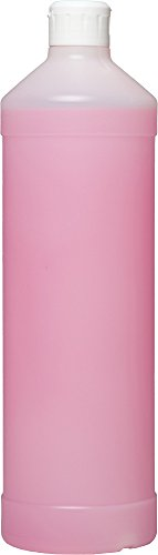 Flüssigseife rosa parfümiert, Rundflasche, 10x1000ml (Flüssige Seife Nachfüllen)