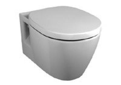 Preisvergleich Produktbild Ideal Standard Connect Wand-WC weiß; Flachspül-WC