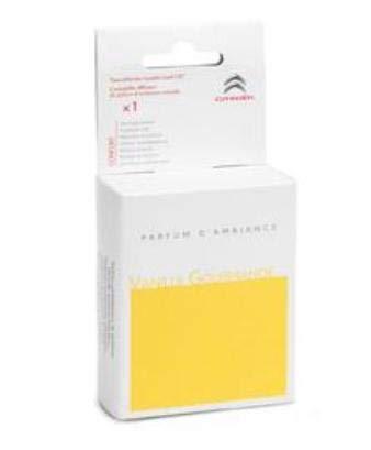 Citroen Air Freshener Refill InteGre o Nomad fragranza vaniglia, di ricambio per C3 Picasso C4 Picasso, C3, Ds3 Citroen Berlingo