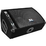 Seismic Audio FL-10MP-PW 2-Wege-Aktiv-Boden-/Bühnenmonitor mit Titanhorn -