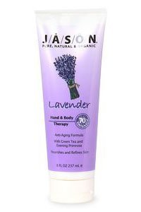 Jason Natural Cosmetics Lavender Hand & Body Therapy 8 fl. Oz. 216863
