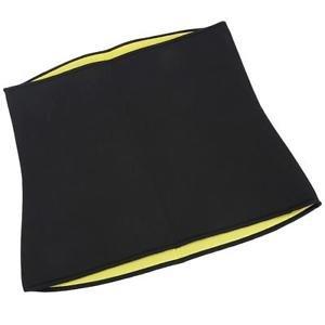ELECTROPRIME® 1 Pc Yoga Sweat Neoprene Body Shaper Slimming Waist Trainer Cincher Belt S-M