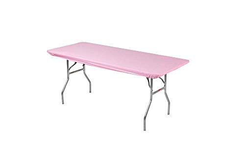 kwik-covers 8'Rechteck Kunststoff Tabelle beinhaltet 76,2x 243,8cm Bundle Of 5 (8 Ft Kunststoff-tabelle)