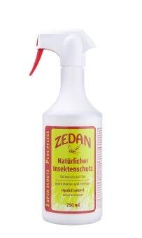 Zedan SP - Natürlicher Insektenschutz, 750 ml