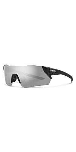 Smith Unisex-Erwachsene ATTACK XB 003 99 Sonnenbrille, Matt Black/Slf Silver,