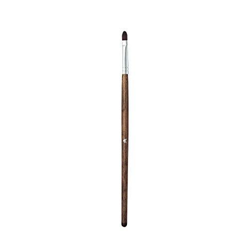 MagiDeal Brosse à Lèvres Pinceaux Eyliner Brush Correcteur Poignée en Bois