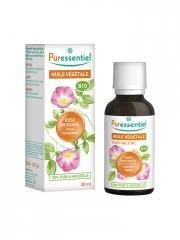 Puressentiel Huile Végétale Bio Rose Musquée 30 ml