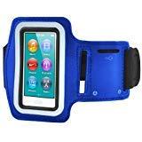 TOOGOO (R) Sport in corso fascia da braccio cassa sacchetto per Apple iPod Nano 7 & chiave