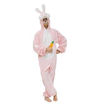 rren EU 50/UK und US 40Pink Bunny Kostüm (Pink Lady Kostüm Für Mädchen)