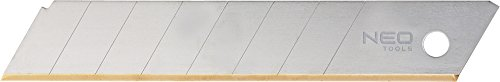 NEO 64-020 Ersatz-Abbrechklinge 18mm, TYTAN, 10 St