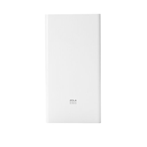 Mi 20000mAh Power Bank (White)