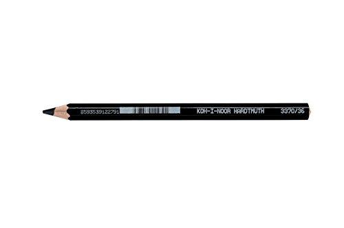 KOH-I-NOOR 3720 crayons de couleur aquarelle Ivoire Lot de 12 (Noir)