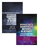 Solution to Quantitative Methods Part A of Business Eco. and Quantative Methods (PSEB)