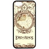 Personalized Protective Hard schwarz Phone Handy Hülle für iPhone 7 - The Lord of the Rings -i7A555