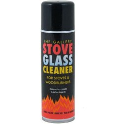 Percy Doughty Poêle Glass Cleaner 320ml