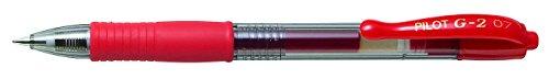 Pilot bl-g2-7-r penna, rosso