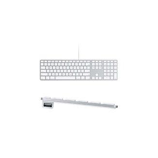 Teclado Apple MB110Y/B – QWERTY español