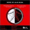 Music by Alan Bush by Lionel Friend