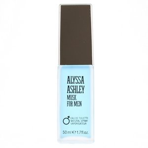 Alyssa Ashley Alyssa Ashley Musk for Men Eau de Toilette Spray 50ml