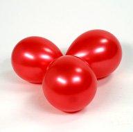 Amscan International 20002025 - Globo decorativo, color rojo, 12,7 cm