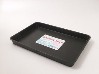 Selections G16B Standard Garden Tray, Black, 9 Litre