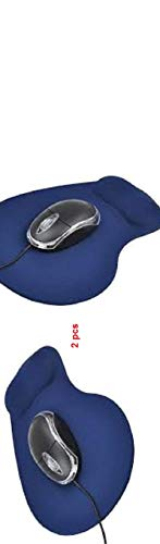 CLASSYTEK Wrist Support Life Time Classics Comfort Mouse Pad (Color May Vary)
