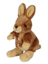 plush-soft-toy-kangaroo-and-joey-from-the-suma-collection-by-ravensden-23cm-frs057