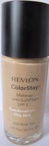 Revlon Colorstay Fondotinta numero 350 Rich Tan (Misto / grassa)