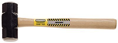 4 LB. SLEDGEHAMMER by Stanley Products