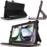 'MoKo Étui brassard Étui Housse pour Tablette Lenovo IdeaTab A100017,8cm