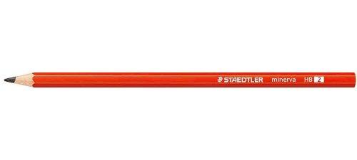 """STAEDTLER Bleistift minerva, sechseckig, H""""rtegrad: HB"""