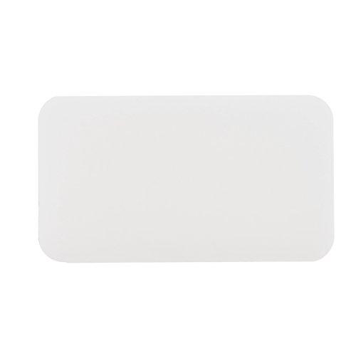 D DOLITY Support Porte à Faux Cils en Plastique - Accessoire Extension de Cils - 11,5 x 6,5 x 1,2 cm