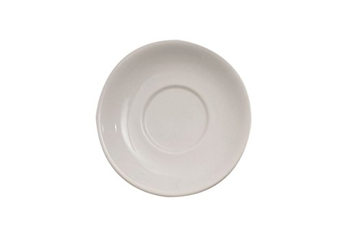 Genware nev-182115 Royal Soucoupe assiettes, 16 cm, 25 cl/34 cl (Lot de 6)