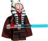 LEGO Star Wars - Shaak-Ti-Figur (aus dem Set 7931) mit Laserschwert (Star Wars Lego-jedi Mit)