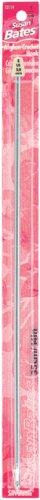 Susan Bates 12114-G 6 Silvalume Aluminum afghanischen Haken 14 Zoll-Gr--e G 6-Lavendel -