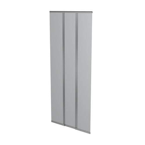 pro insect Insektenschutz Lamellenvorhang für Türen 95x220cm, anthrazit