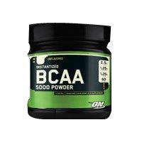 Optimum Nutrition BCAA Powder Unflavored