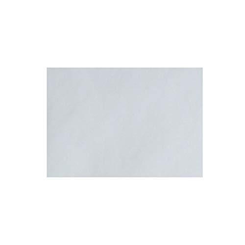 TianranRT 100x 3,5/8/10/12 Zoll Weiß Antihaft Küche Dampfer Ofen Backen Kochen Papier (16×12inch)