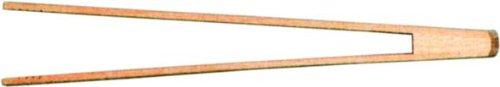 WAS 1874300 Holz Grill- / Gurkenzange, 30 cm