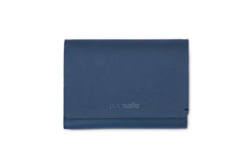 Preisvergleich Produktbild PACSAFE RFIDSAFE TEC TRIFOLD WALLET (NAVY BLUE)