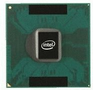 Intel Core 2 Duo Mobile-Prozessor T7700, 2.4 GHz, 4 MB, CPU, OEM -