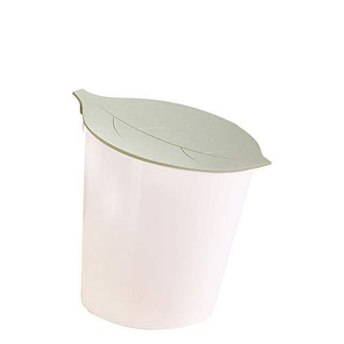 Xu Yuan Jia-Shop Secchi per la spazzatura Mini Desktop Trash Can Soggiorno Scrivania Creative Personality Staccabile Piccola pattumiera