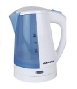 Orbegozo KT-5010 16220.0 - Hervidor, 2000W, capacidad 1L,  Azul/ Blanco
