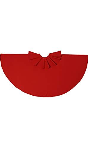 Capote rojo