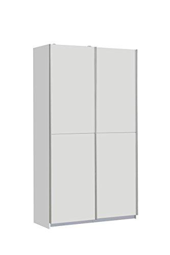 *NEWFACE  Mehrzweckschrank, Holz, Weiß, 120 x 42 x 190.50 cm*