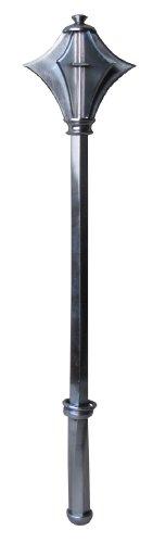 Streitkolben, Mittelalter, Stahl (Replik)