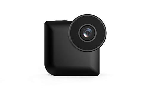 Col petti mini camera wifi telecamera nascosta, hd visione notturna wifi fotocamera smart design magnetica indossare fotocamera