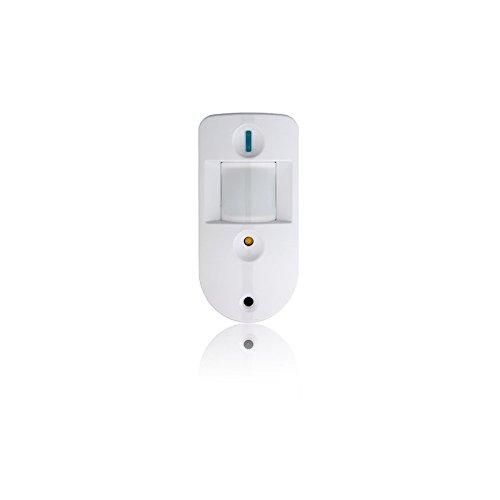 Blaupunkt Security - Detector Movimiento con Cámara de Fotos para la serie Q IRC-S2