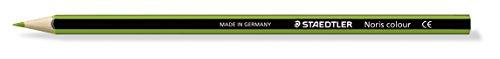 Staedtler 185-50 Noris Colour Farbstift, Stifte aus Wopex, Sechskantform, 12 Stück im Kartonetui,...